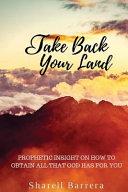 Take Back Your Land PDF