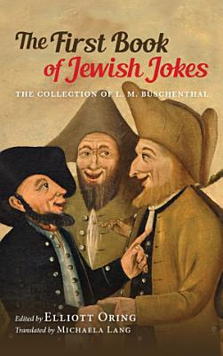 The First Book of Jewish Jokes PDF