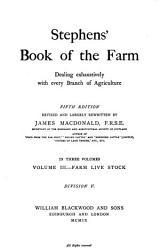 Stephens  Book of the Farm PDF