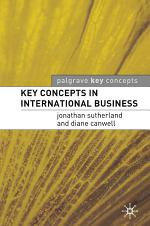 Key Concepts in International Business