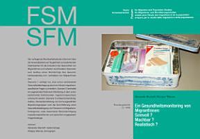 Ein Gesundheitsmonitoring von MigrantInnen  Sinnvoll  Machbar  Realistisch  PDF