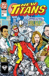 The New Titans (1984-1996) #94
