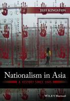 Nationalism in Asia PDF