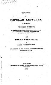 Course of popular lectures