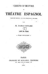 Chefs-d'oeuvre du théâtre espagnol: Lope de Vega, Volume1
