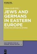 Jews and Germans in Eastern Europe PDF