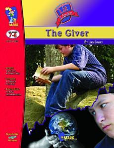 The Giver Lit Link Gr  7 8 Book