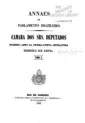 Annaes da Camara dos deputados ...: Volume 5