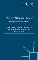 Poverty, AIDS and Hunger
