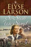So Shall We Stand  Women of Valor Book  2  PDF