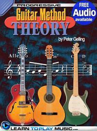 Progressive Guitar Method Theory