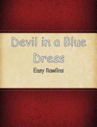 Devil In A Blue Dress Book PDF