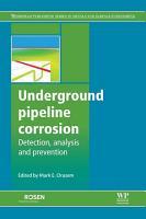 Underground Pipeline Corrosion PDF