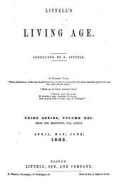 Littell's Living Age: Volume 77