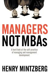 Managers Not Mbas Book PDF