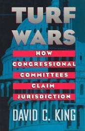 Turf Wars: How Congressional Committees Claim Jurisdiction