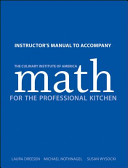 Math for the Professional Kitchen PDF