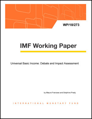 Universal Basic Income  Debate and Impact Assessment
