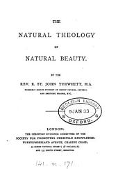 The Natural Theology of Natural Beauty