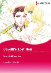 Cavelli's Lost Heir: Harlequin Comics
