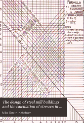 The Design of Steel Mill Buildings: And the Calculation of Stresses in Framed Structures