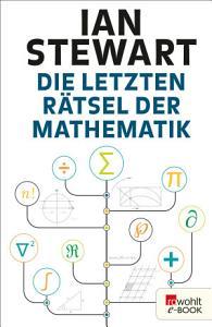 Die letzten R  tsel der Mathematik PDF