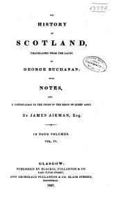 The history of Scotland: Volume 4
