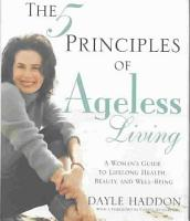 The 5 Principles of Ageless Living PDF