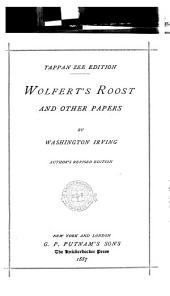 Tappan Zee Edition of Irving's Works: Wolfert's roost
