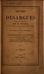 Oeuvres de Desargues: Volume1