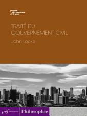 Traité du gouvernement civil