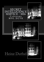 Secret Intelligence Service MI6 PDF
