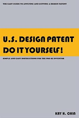 United States Design Patent Do it Yourself