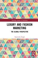 Luxury and Fashion Marketing PDF