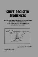 Shift Register Sequences