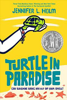 Turtle in Paradise Book