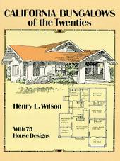 California Bungalows of the Twenties