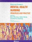 Stuart and Sundeen s Mental Health Nursing Book