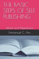 The Basic Steps of Self Publishing