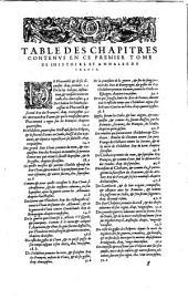 Les grandes annales, et histoire générale de France, de la venue des Francs en Gaule, iusques au règne du roy tres-Chrestien Henry III... Au tres-Chrestien Roy... Henry III