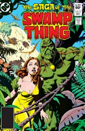 The Saga of the Swamp Thing (1982-) #8