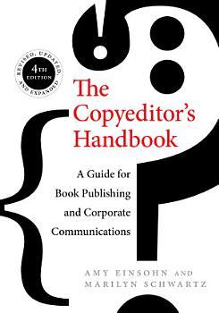 The Copyeditor s Handbook PDF