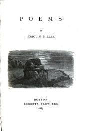 Poems by Joaquin Miller