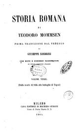 Storia romana di Teodoro Mommsen: Volume 3