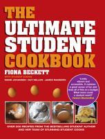 The Ultimate Student Cookbook PDF