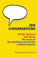 Zen Conversations