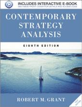 Contemporary Strategy Analysis Text Only: Edition 8