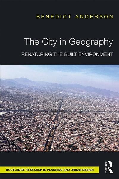 Download The City in Geography Book