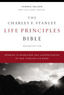 NKJV, Charles F. Stanley Life Principles Bible, 2nd Edition, eBook