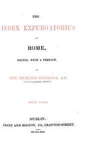 The Index Expurgatorius of Rome